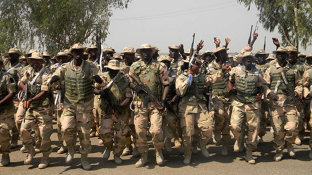 Troops liberate 700 Boko Haram hostages in Borno