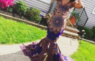 Girl's African-themed dress called 'tacky for prom' by teacher