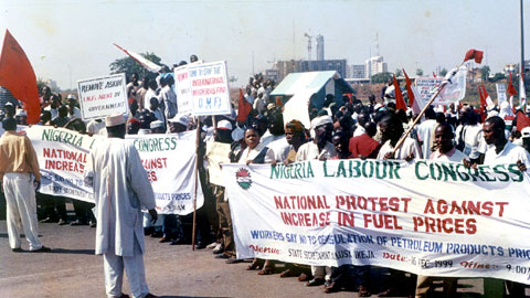 TUC gives seven-day strike notice over electricity, fuel price hike