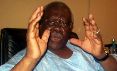 Sheriff should please leave PDP alone and go home : Bode George