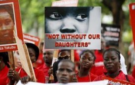 Oby Ezekwesili leads BBOG campaigners on sit-down protest as police deny  access to Aso Rock