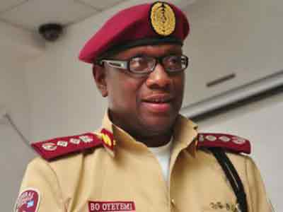 We need executive approval to bear arms: FRSC