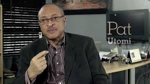 Take up a Nehemiah Project for Nigeria, Utomi charges journalists