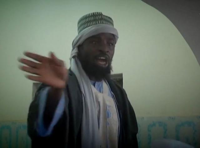 Boko Haram leader calls himself 'invincible' but also tired