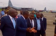 Togolese President Faure Gnassingbe  arrives Lagos on  visit to Dangote Refinery