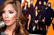 Farrah Abraham slams the Kardashian sisters for dating 'black guys'