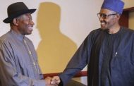 Jonathan keeps mum after Buhari meeting
