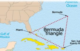 Bermuda Triangle mystery solved? Scientists say 'air bombs' sank ships, brought down planes