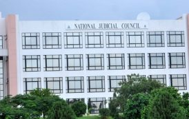NJC Sacks Adamawa judge, sets up panel to probe 25 others