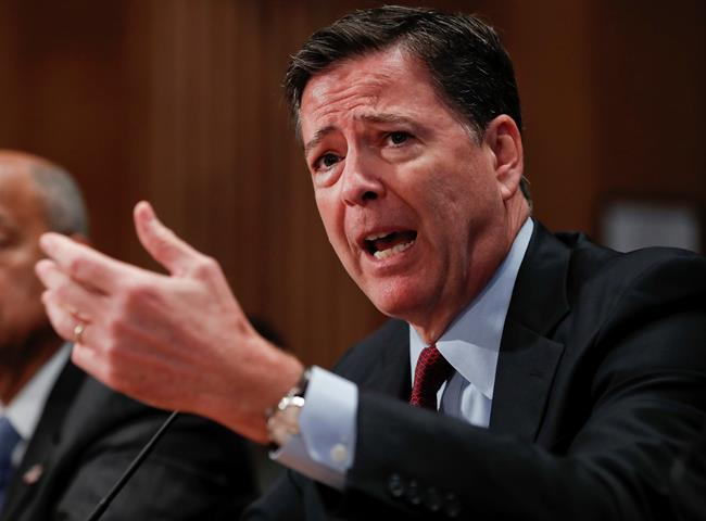 Comey: FBI can pull off Kavanaugh probe in a week