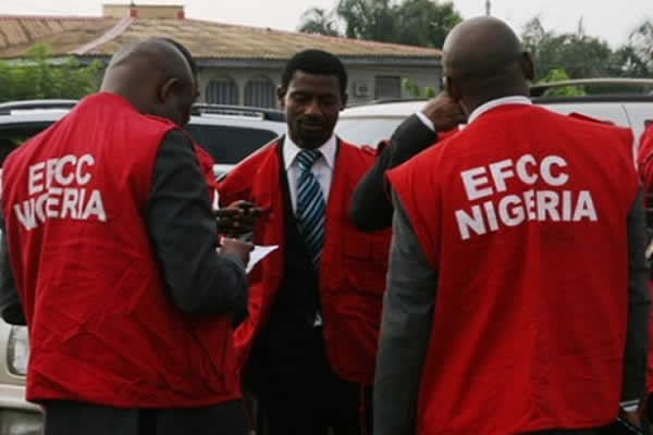 Rochas Okorocha has refused to make himself available to investigators: EFCC