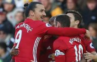 Man United hit Swansea 3-1 as Ibrahimovic, Pogba and Rooney return to form