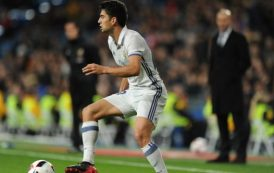 Zinedine Zidane's son scores on Real Madrid debut