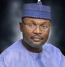 2019: NASS leadership meets with INEC chairman