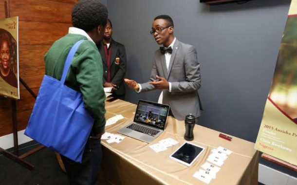 How young Nigerian entrepreneur turned down Bill Gates to build an award-winning startup