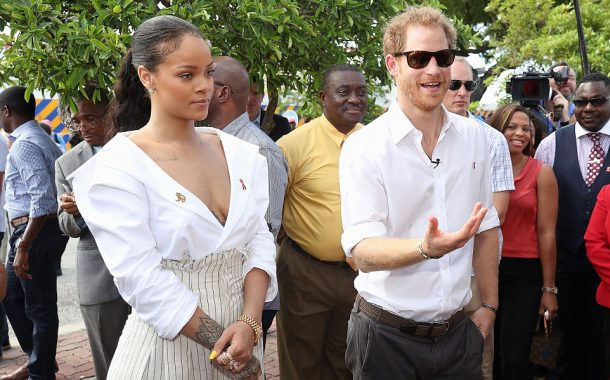 Rihanna, Prince Harry  take HIV tests together to mark World Aids Day in Barbados