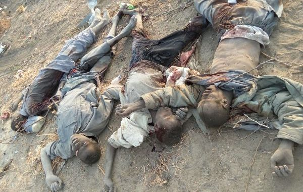 Boko Haram militants kill three soldiers, wound 27 during battle in Borno
