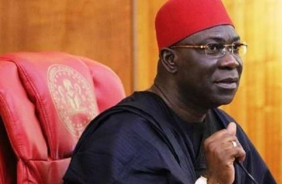 EFCC detains Ekweremadu over 22 properties  in Nigeria and abroad