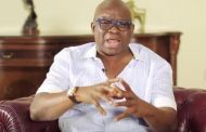 Fayose: God directed me to pick my deputy as successor