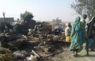 More than 52 killed by Nigerian Air Force jet in mistaken bombing of refugee camp