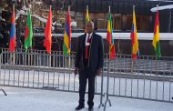 UBA managing director leads senior team to WEF at Davos, Switserland