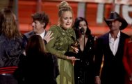 Adele sweeps all,  Beyoncé wins just one  at Grammys