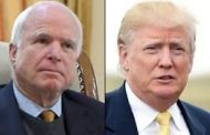 McCain: Trump scandals are now 'Watergate' size