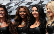 Fans  upset by Monster Energy girls' revealing outfits