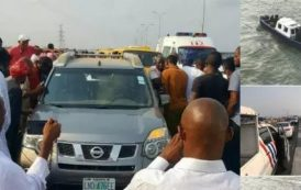 Medical doctor jumps into Lagos lagoon