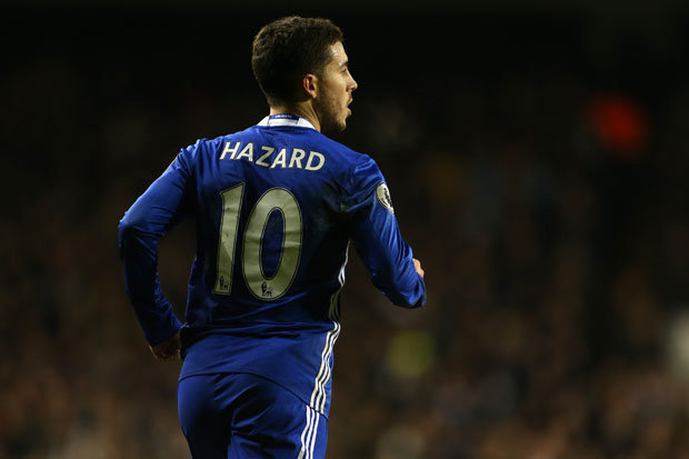 Chelsea willing to sell Eden Hazard for £110m as Barcelona consider move: report