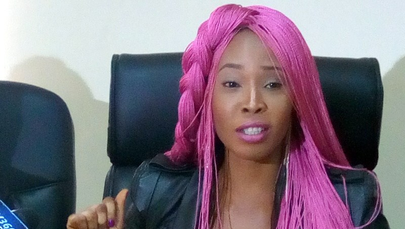 Apostle Sulaiman: Police dock Stephanie Otobo for blackmail and threat to life