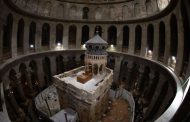 Tomb of Jesus reopens after original burial place uncovered for the first time in centuries