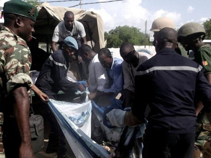 2 bombers killed in failed suicide attack in Maiduguri