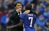 N'Golo Kante wins PFA's player of the year, and  Chelsea coach Conte advises on way forward