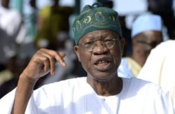 Lai denies saying Buhari would be working from  home