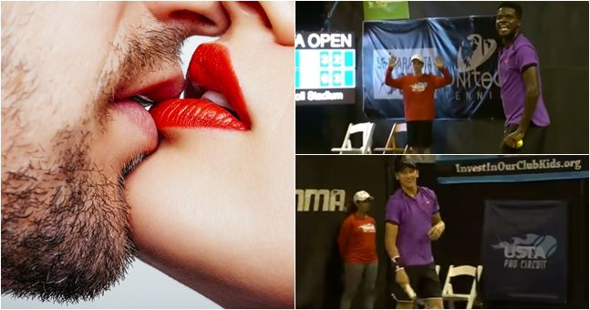 Grunts and groans from sex bout interrupt professional Florida tennis match