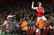 Arsenal boosted by Leicester own goal to stay in top-four chase