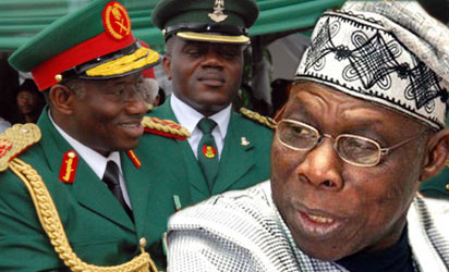 Jonathan was too small for the Presidency: Obasanjo
