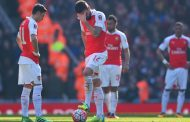 Arsenal miss EPL top 4 spot in 20 years, to play Europa League next season