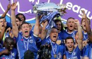 Champion Chelsea celebrates EPL trophy as Terry leaves