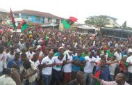 Southeast standstill for Biafra