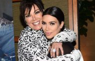 Kris Jenner offers to be the surrogate for Kim Kardashian's third baby: