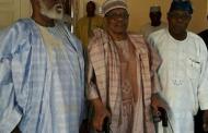 Buhari's health: Obasanjo, IBB, Abdusalam meet in Minna