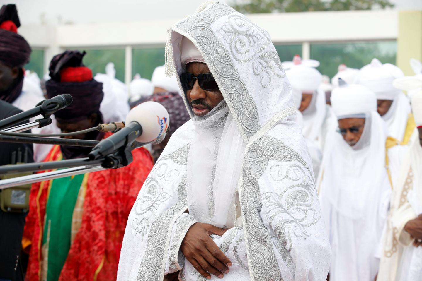 Sanusi Lamido Sanusi, Emir of Kano:  'Mr. Integrity' faces corruption allegations