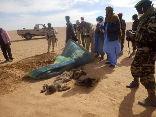 Immigrants: 44 Nigerians, Ghanaians  perish in Sahara Desert