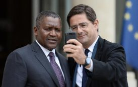 Dangote Cement to shut Ethiopian plant over mining disputes