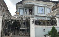 Photos of Kidnap kingpin Evans' mansions in Lagos