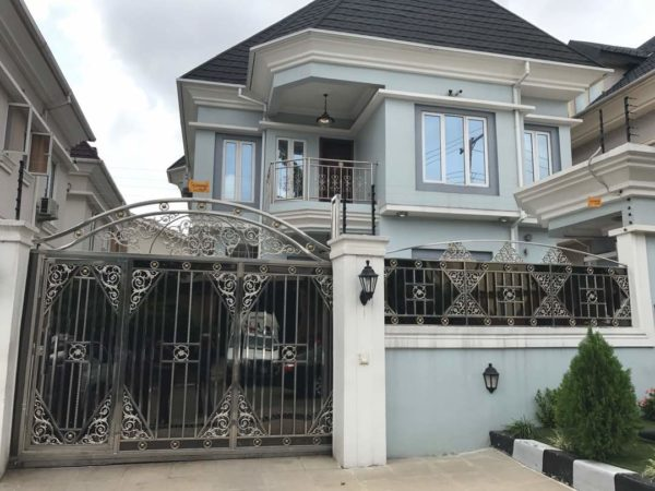 Photos of Kidnap kingpin Evans' mansions in Lagos