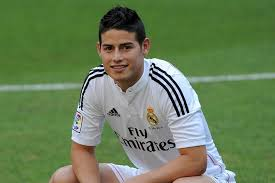 James in pole position to sign James Rodriguez