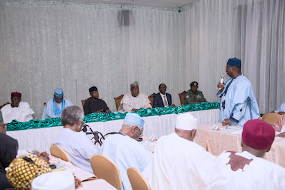 Please let the Igbos go have their Biafra, Northern youths tells Osinbajo